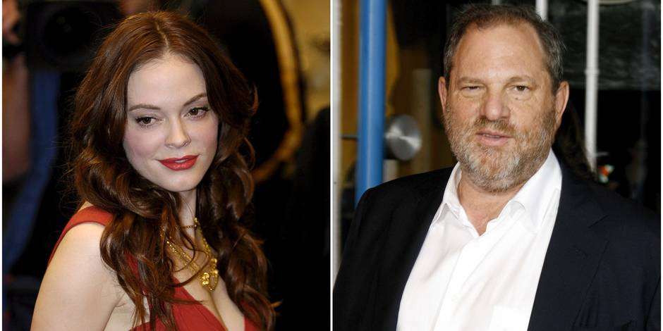 Rose McGowan raconte le viol dont elle a été victime — Harvey Weinstein