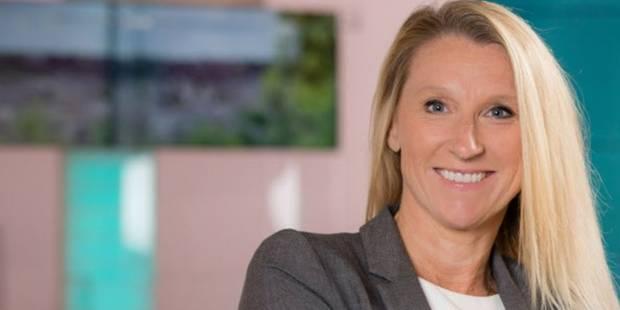 """Emmanuelle Praet: """"Je fais partie de la franc-maçonnerie"""" - La DH"""