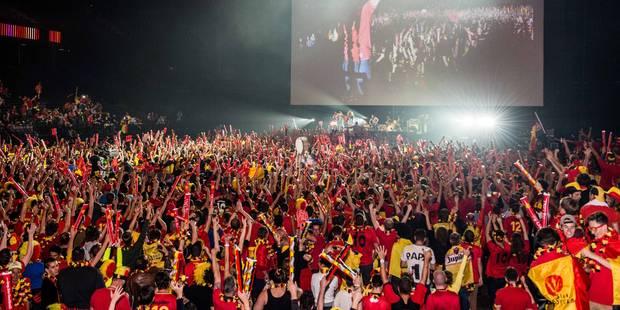Vente des tickets pour le Mondial: Belgique-Angleterre a cartonné chez les supporters belges, gros flop pour le Panama -...