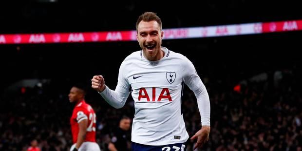 Tottenham ouvre le score d'une action limpide après onze secondes contre Man United (VIDEO) - La DH