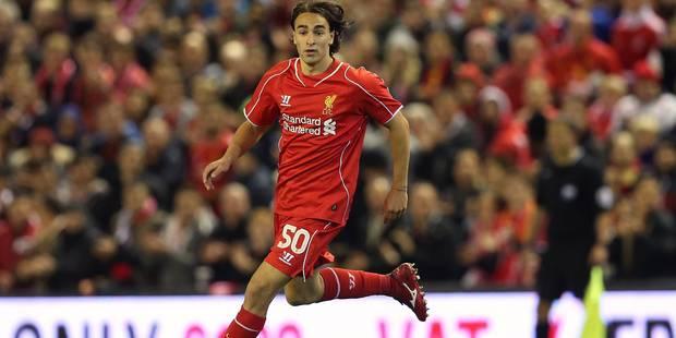 Lazar Markovic prêté à Anderlecht par Liverpool - La DH