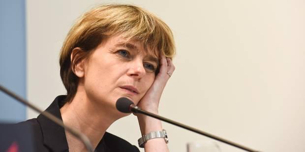 """Valérie De Bue: """"Publifin n'a toujours pas compris la gravité de la situation"""" - La DH"""
