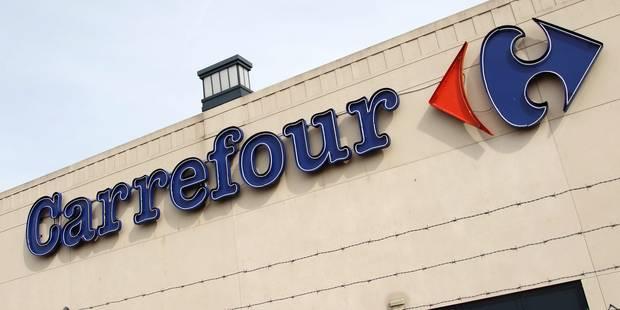 """Plan de restructuration de Carrefour: """"Le groupe n'a pas reçu d'aides régionales wallonnes"""" - La DH"""