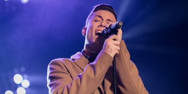 """""""Rhythm Inside"""" de Loïc Nottet désignée meilleure chanson belge à l'Eurovision - La DH"""