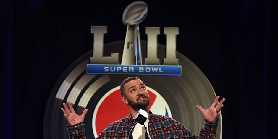Un nouvel album et le show du Super Bowl, Justin Timberlake est bien de retour