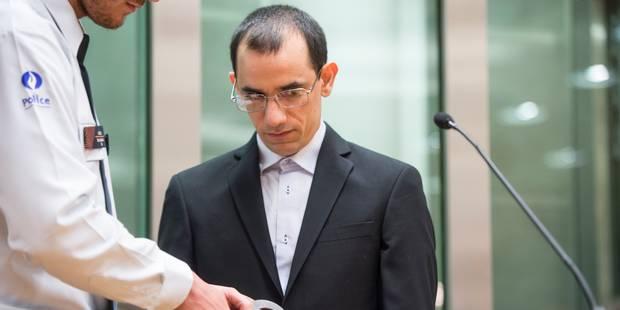 La cour ordonne le huis-clos pour le témoignage de Sauvane, deuxième victime de Pierson - La DH