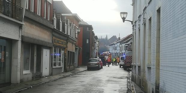 Explosion à Jemappes : le périmètre de sécurité est levé ! - La DH