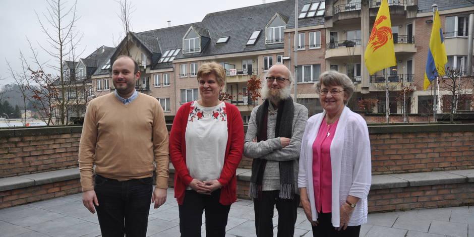 Ottignies Louvain-La-Neuve: les trois partis de la majorité veulent continuer ensemble