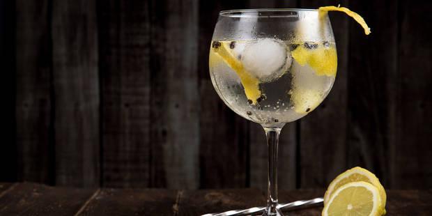 Le gin dans tous ses états à Bruxelles - La DH