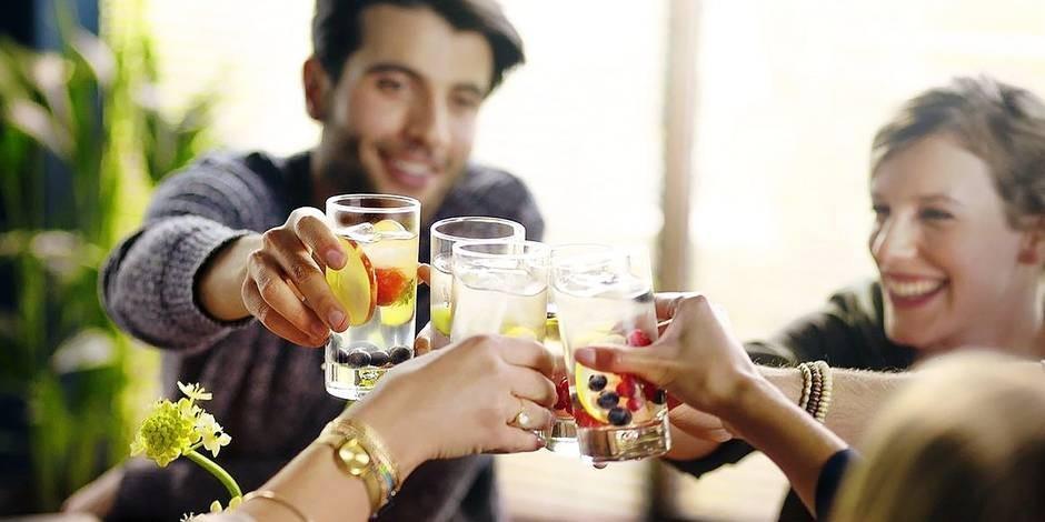L'alcool, c'est tabou! - La DH