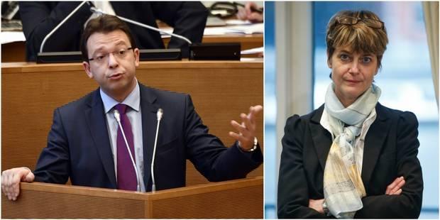 """Valérie De Bue: """"Fabian Culot devra faire un choix entre son mandat de député et Publifin"""" - La DH"""