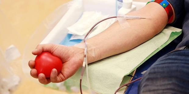 Les réserves de sang sont (encore) insuffisantes à Charleroi - La DH