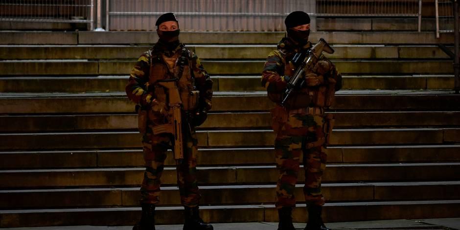 Blocs de béton, 400 journalistes, hélicoptères : agitation monstre au Palais de justice pour accueillir Abdeslam (IMAGES...