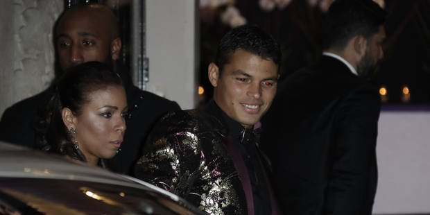 Défilé de stars du football pour le 26e anniversaire de Neymar - La DH