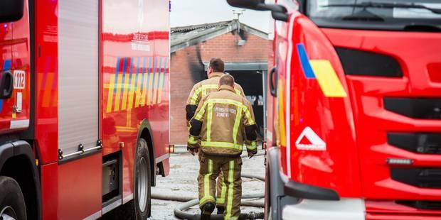 Neufchâteau : Une maison détruite par le feu à Massul - La DH