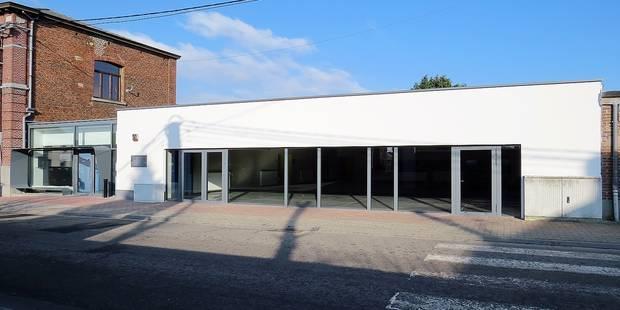 salle de gymnastique salle polyvalente projet tout. Black Bedroom Furniture Sets. Home Design Ideas