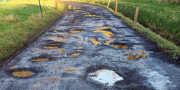 La pire route du BW à Court-Saint-Etienne ?? - La DH
