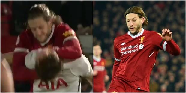 Adam Lallana pète un câble dans un match de la réserve de Liverpool (VIDEO) - La DH