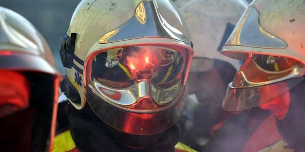 Un homme intoxiqué dans un incendie - La DH