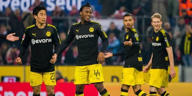 Le patron de Batshuayi à Dortmund menace de renvoyer toute l'équipe actuelle - La DH