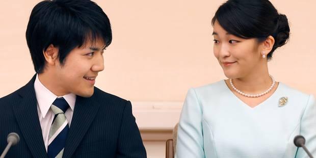 Au Japon, les fiançailles et le mariage de la princesse Mako reportés - La DH