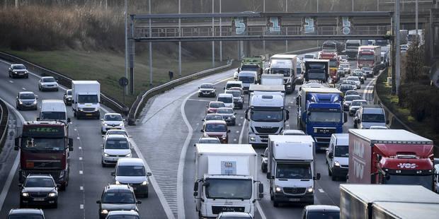 Non, Bruxelles n'est pas la ville la plus embouteillée du monde: Voici le classement - La DH