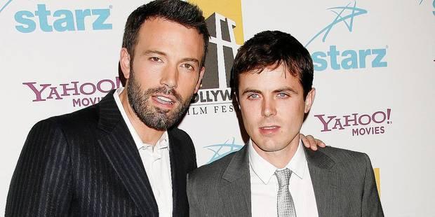 """Le père de Ben et Casey Affleck dénonce : """"Hollywood est un endroit dégoûtant"""" - La DH"""