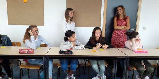 Molenbeek : Pour la mixité sociale à l'école - La DH