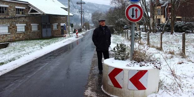 """Rencheux : """"Ralentir la vitesse du trafic rue du Vivier !"""" - La DH"""