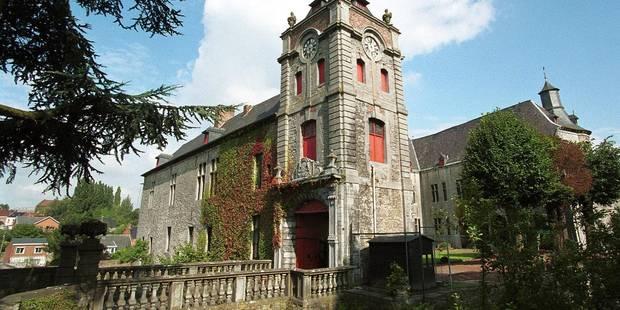 """La série """"Les Misérables"""" tournée au château-fort d'Ecaussinnes-Lalaing - La DH"""