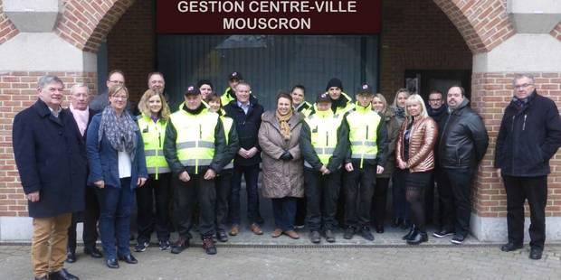 Mouscron : Carol Bourgois devient présidente de la Gestion centre-ville - La DH