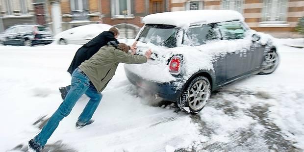 Le neige revient vendredi: nos conseils pour bien rouler dans ces conditions - La DH