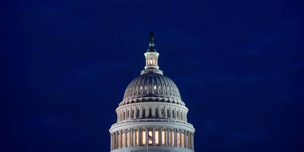"""Nouveau """"shutdown"""" aux Etats-Unis: l'Etat fédéral en fermeture partielle faute d'un accord budgétaire - La DH"""