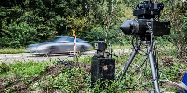 Chaumont-Gistoux : flashé à 136 km/h au lieu de 70 ! - La DH