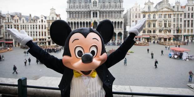 Reporters tente de pénétrer ce soir dans les coulisses de Disney On Ice - La DH