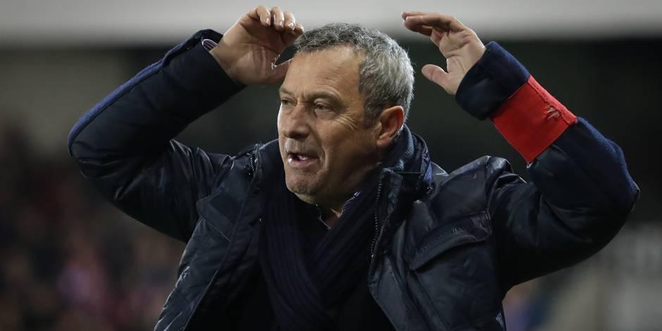 Mircea Rednic ne devrait pas rester à Mouscron - La DH