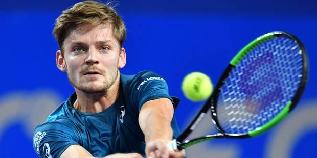 ATP Rotterdam: David Goffin hérite encore d'un joueur français, Benoit Paire, au premier tour