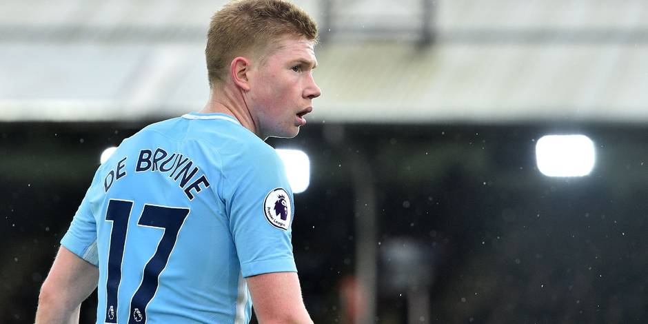 Guardiola voit De Bruyne gagner le Ballon d'Or — Man City