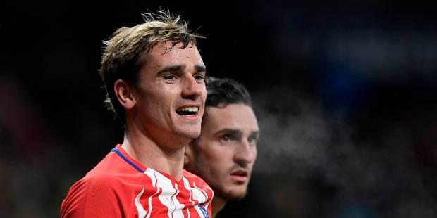 Liga : Griezmann et l'Atlético à toute vitesse