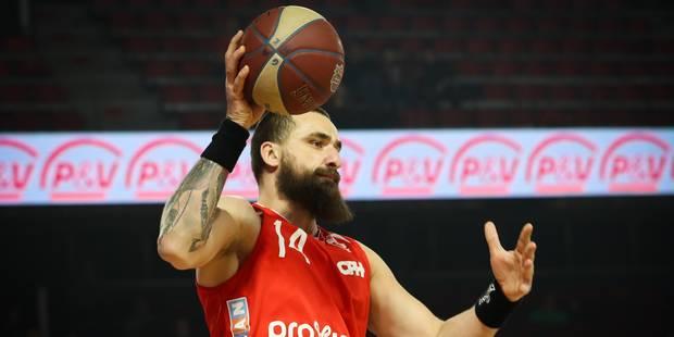 Euromillions basket League : Alost écarte Charleroi et prend la deuxième place (+VIDEOS CARNAVAL) - La DH