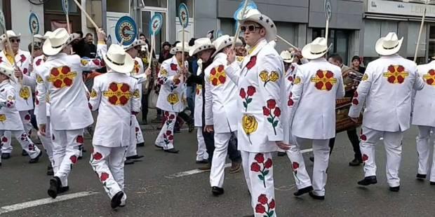 Le carnaval de Binche démarre sur les chapeaux de roues (VIDEO ET PHOTOS) - La DH