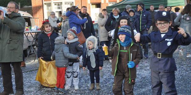 Villers lance la saison des carnavals (GALERIE PHOTOS) - La DH