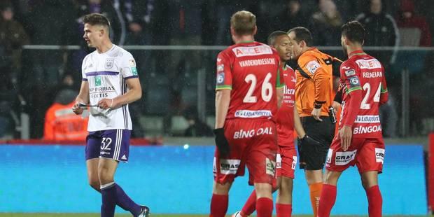 Anderlecht accepte la proposition du Parquet pour Dendoncker - La DH
