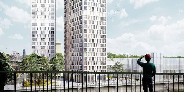 Charleroi: nouvelle tuile pour le projet River Towers - La DH