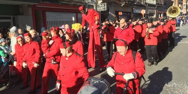 Carnaval de Charleroi: toute la journée en images - La DH