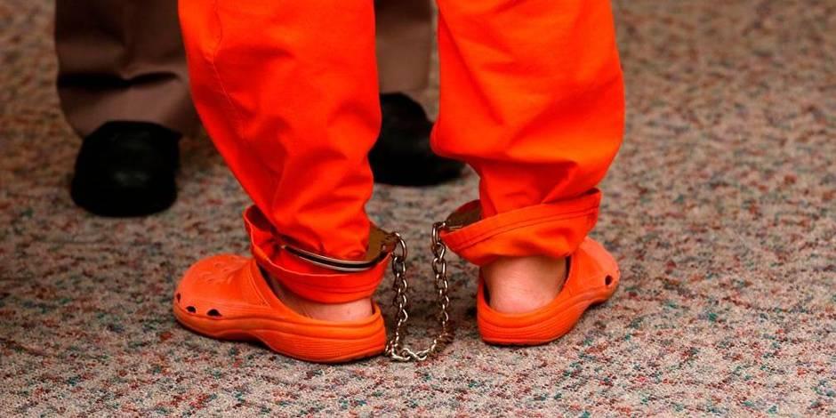 USA : ils laissent un détenu mourir de soif…