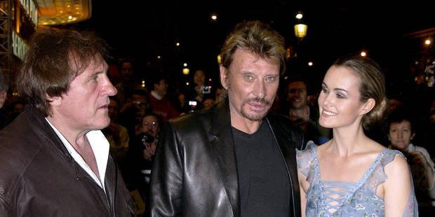 """Gérard Depardieu sur l'héritage Hallyday : """"Elle va en chier la Laeticia"""" - La DH"""