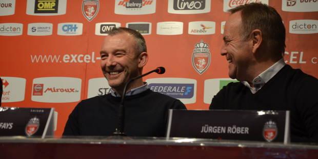"""Allaerts sur le choix de Defays: """"L'heure est aux jeunes entraîneurs"""" - La DH"""