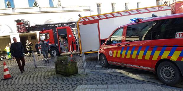 Tournai : de l'agitation à l'îlot des Primetiers - La DH