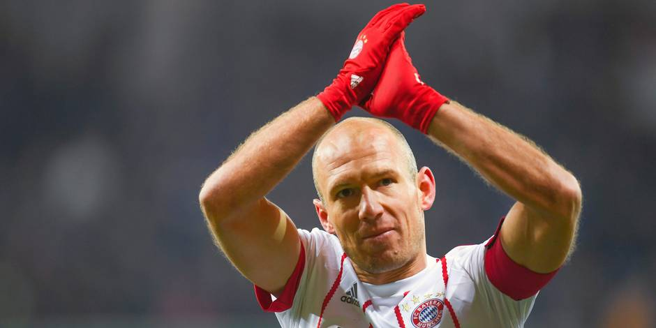 Robben veut jouer encore 2 ans — Bayern Munich